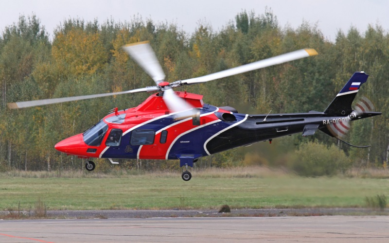 AgustaWestland AW109 Grand New