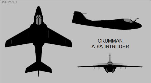 Grumman A-6 Intruder y EA-6B Prowler Ava6_02