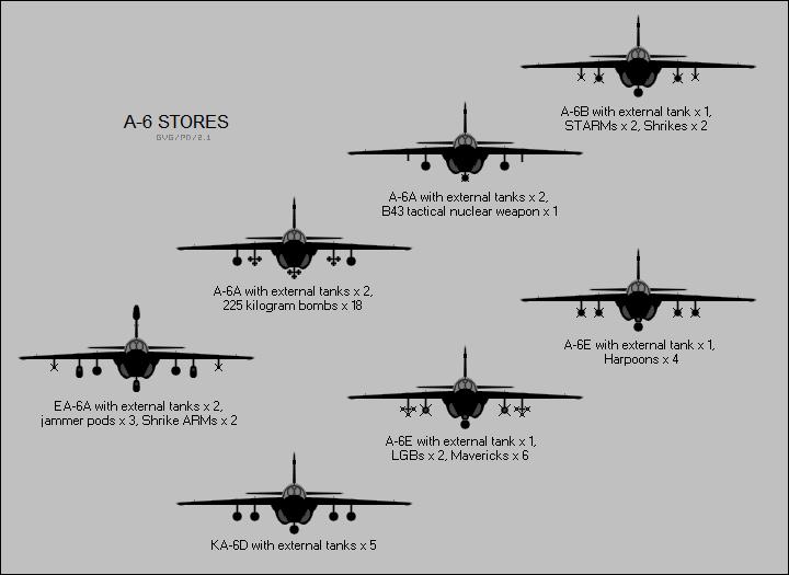 Grumman A-6 Intruder y EA-6B Prowler Ava6_09