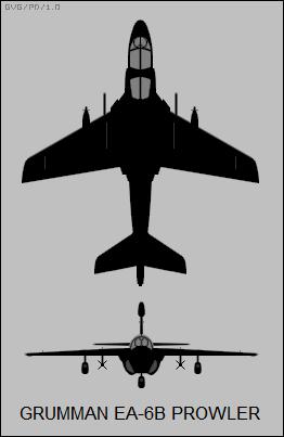 Grumman A-6 Intruder y EA-6B Prowler Ava6_11
