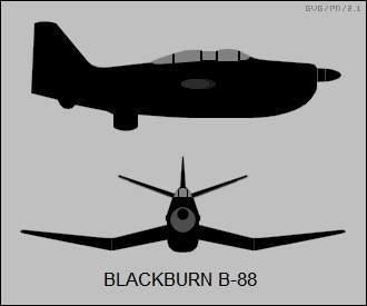 Blackburn B.88
