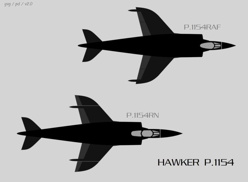 Hawker P.1154