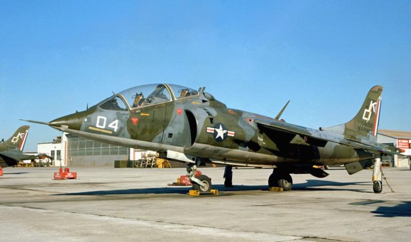 Harrier T.2