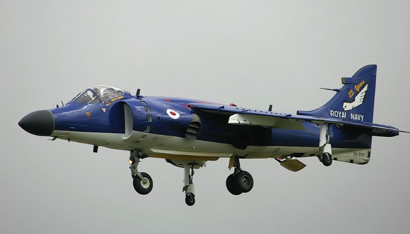Sea Harrier FRS.2