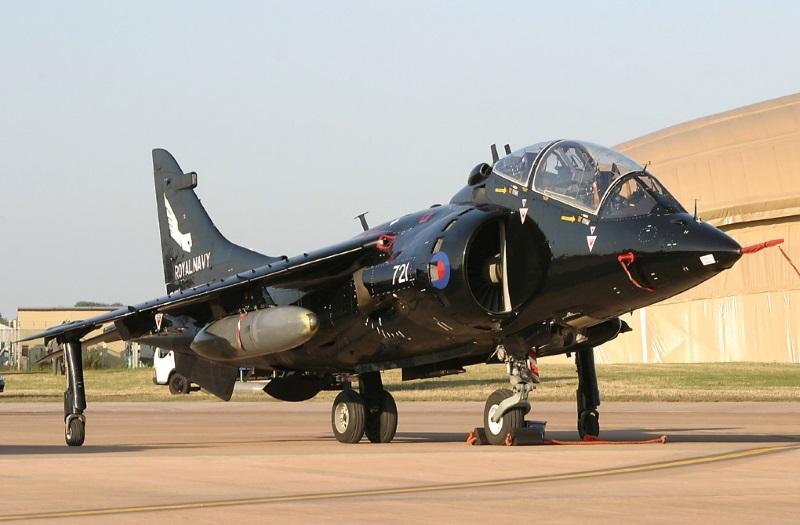 Harrier T.8