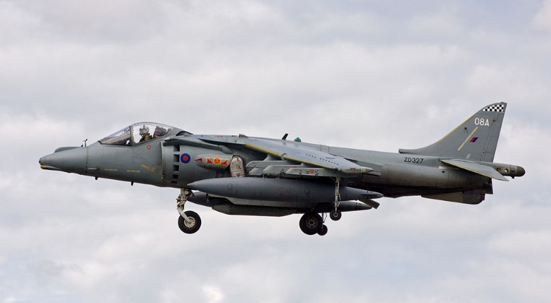 RAF Harrier GR.7