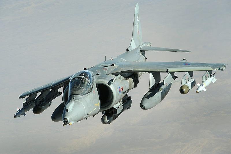 RAF Harrier GR.9