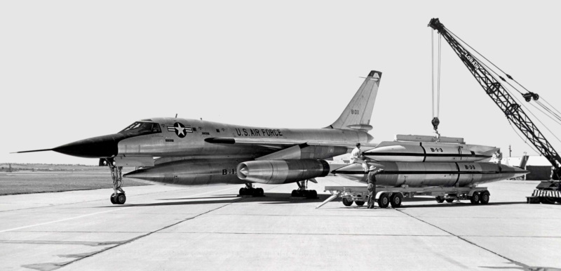 B-58 with TCP