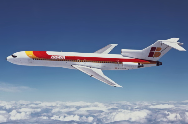 The Boeing 727 & 757