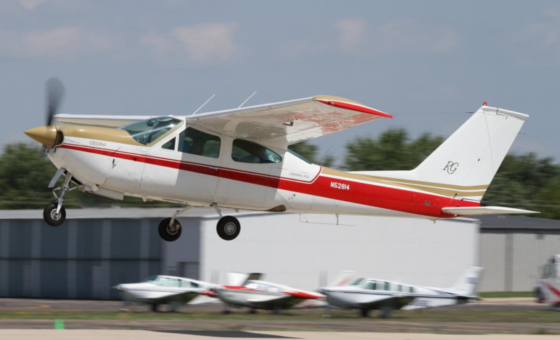 The Cessna 150 & 172