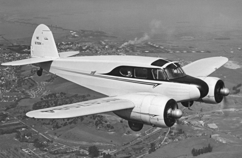 The Cessna T-50 & 310