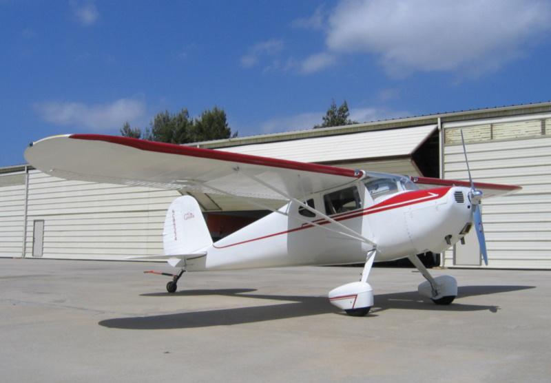 Cessna Single Taildraggers