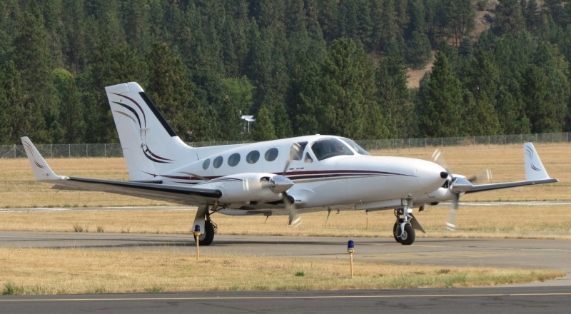 The Cessna Skymaster & 400 Twins