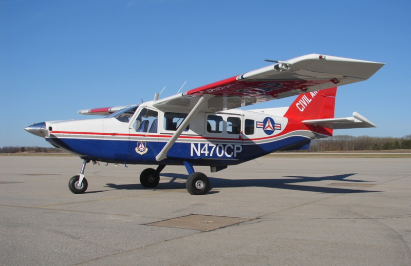 GA-8 Airvan for US CAP