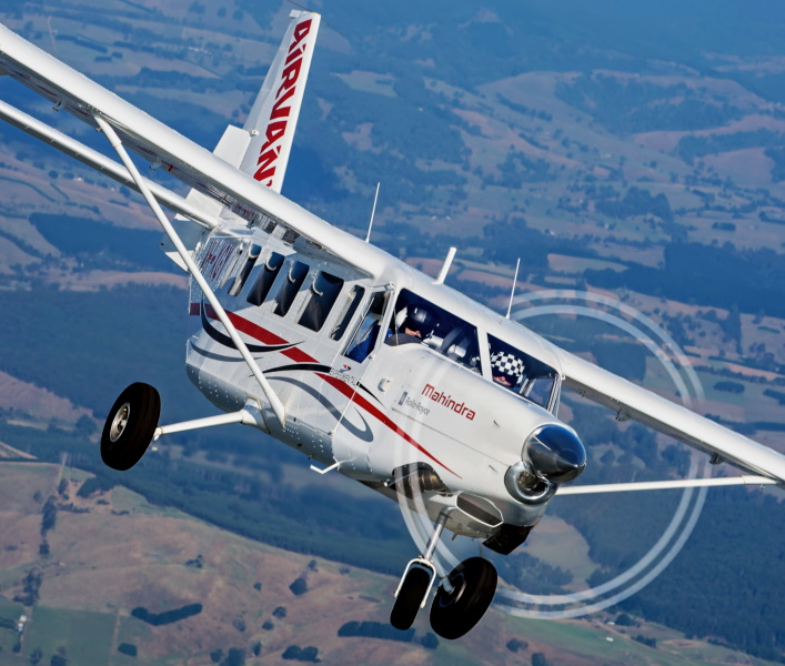 The Cessna 208 Caravan & Quest Kodiak
