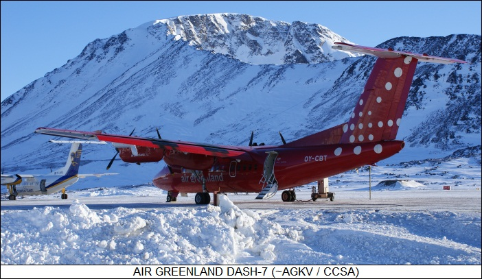 de Havilland Canada DASH-7