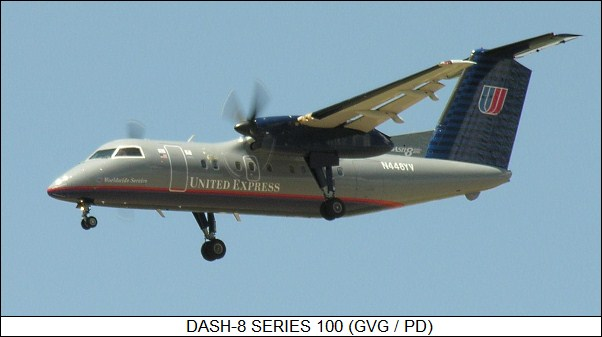 de Havilland Canada DASH-8-100