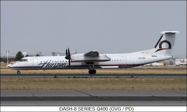 de Havilland Canada DASH-8-Q400