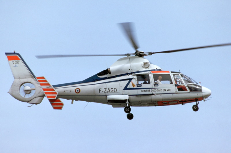 The Airbus Helicopter Dauphin & Panther