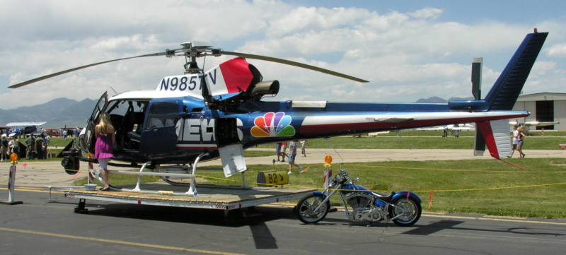 Airbus Helicopter AS 350B3 Ecureuil