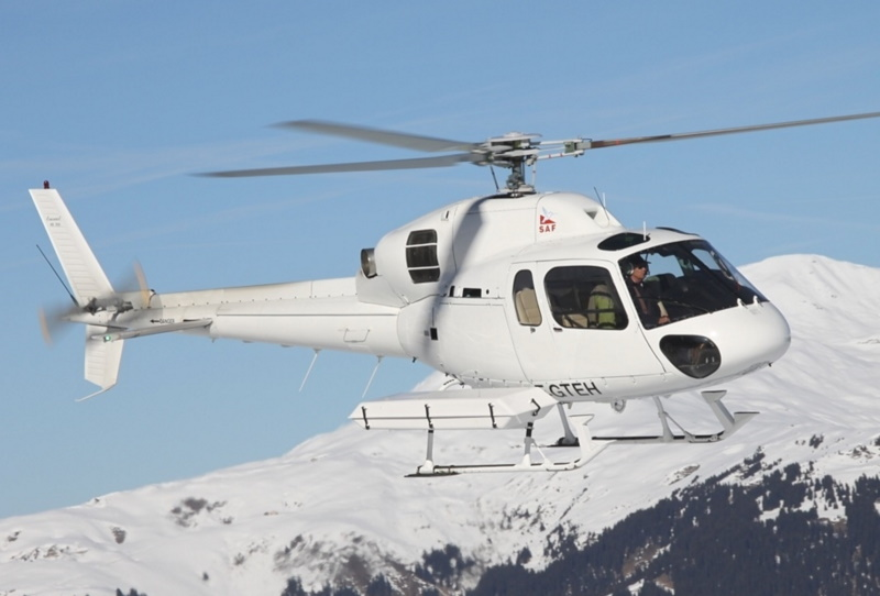 Airbus Helicopter AS 355B2 Ecureuil