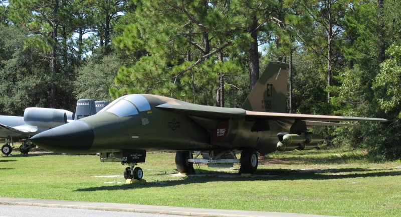 F-111E in prep for Libya strike