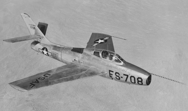 YF-84J Thunderstreak