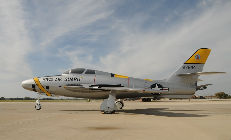Republic RF-84F Thunderflash