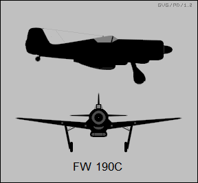 Fw 190C