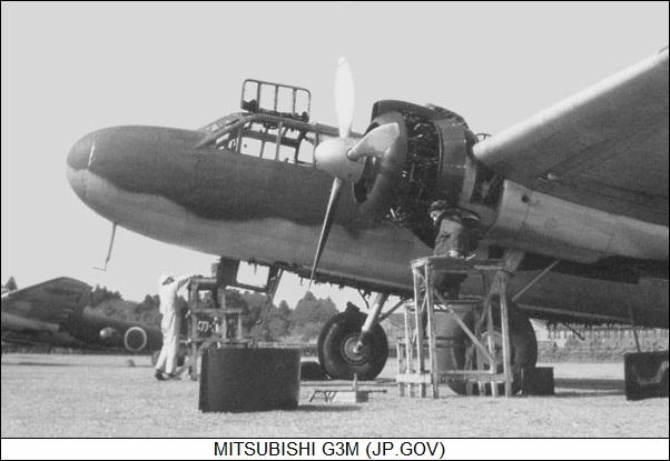 the mitsubishi g3m  u0026 g4m