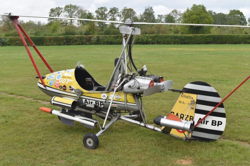 Autogiros, Gyroplanes, & Gyrocopters