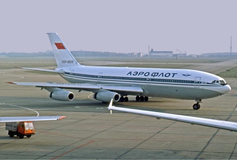 Ilyushin Jetliners