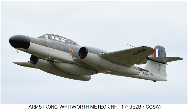 Armstrong-Whitworth Meteor NF.11