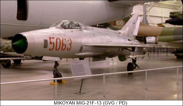 Quickboost 1//32 Mikoyan MiG-21MF Gun Pod Early Version # 32221