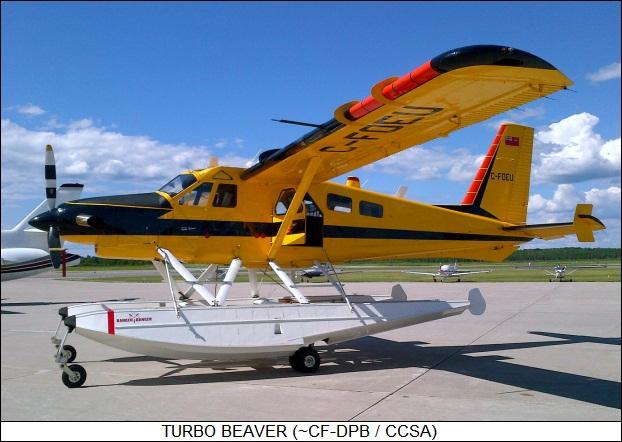 The De Havilland Canada Beaver, Otter, & Twin Otter