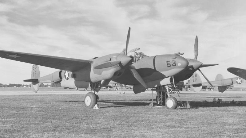Lockheed 522 Lightning