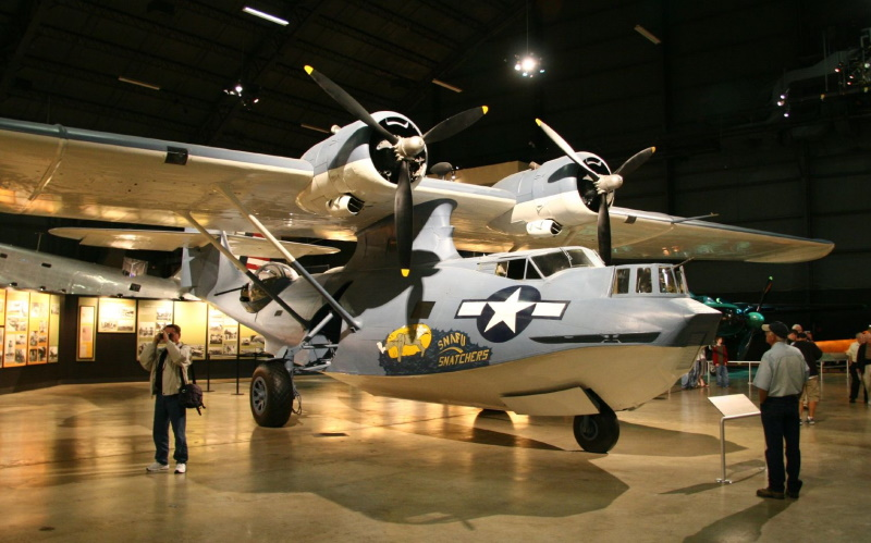 Consolidated PBY-5A / OA-10A Catalina