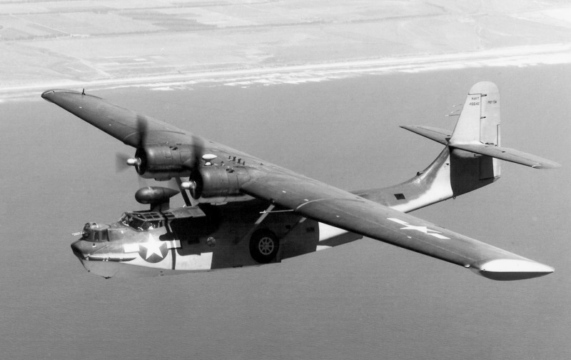 Consolidated PBY-6A