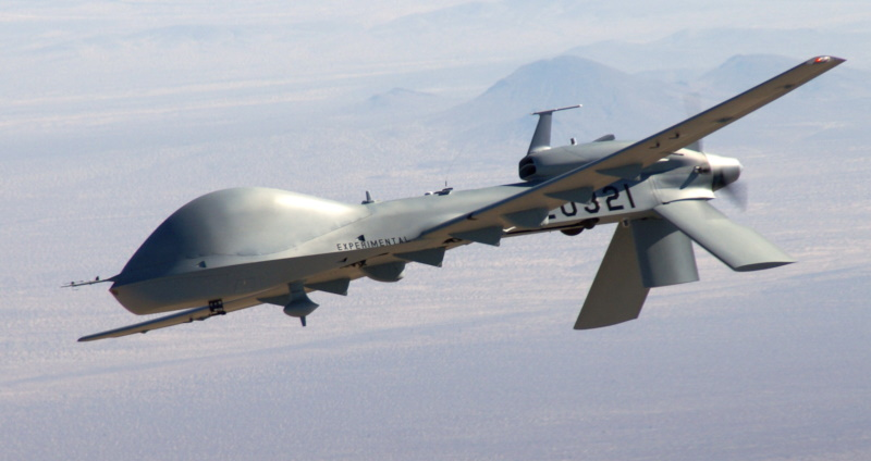 20 The General Atomics Predator Reaper