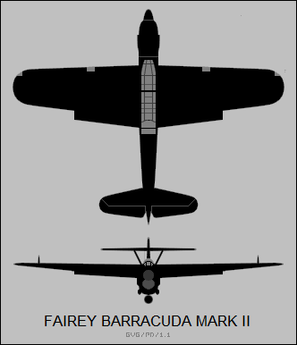 Fairey Barracuda Mark II