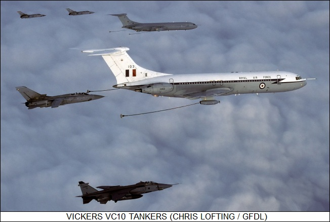 The Vickers Bac Vc10