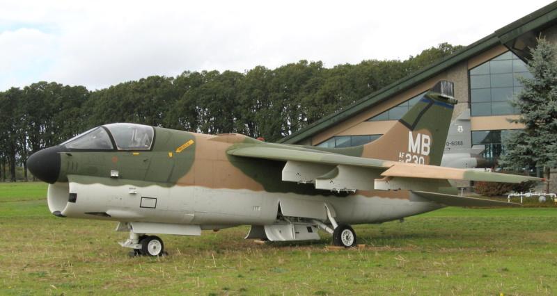 The LTV A-7 Corsair II
