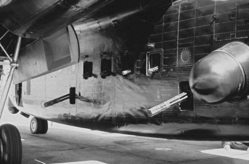 The Fairchild Boxcar & Provider