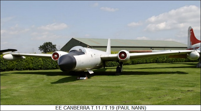 Canberra T.11/T.19