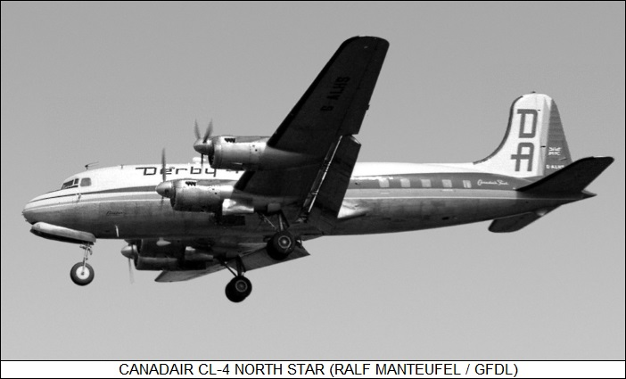 Canadair CL-4 North Star