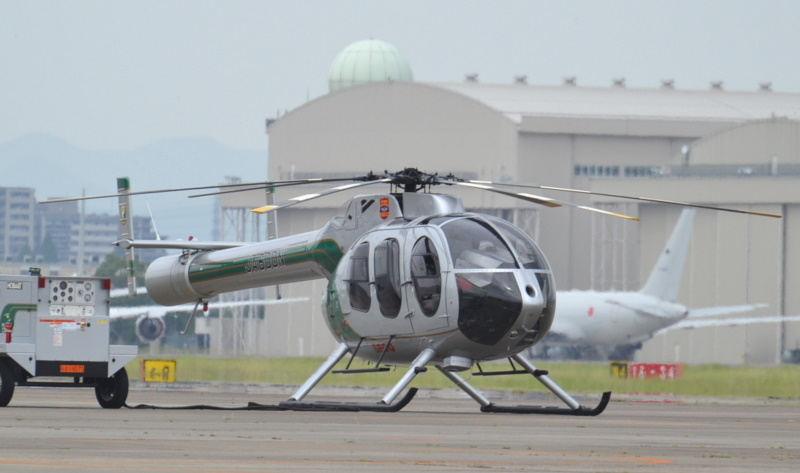 The Hughes / MD H-6 / Series 500 Helicopters