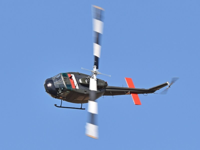 Austrian Air Force Agusta-Bell AB-204B