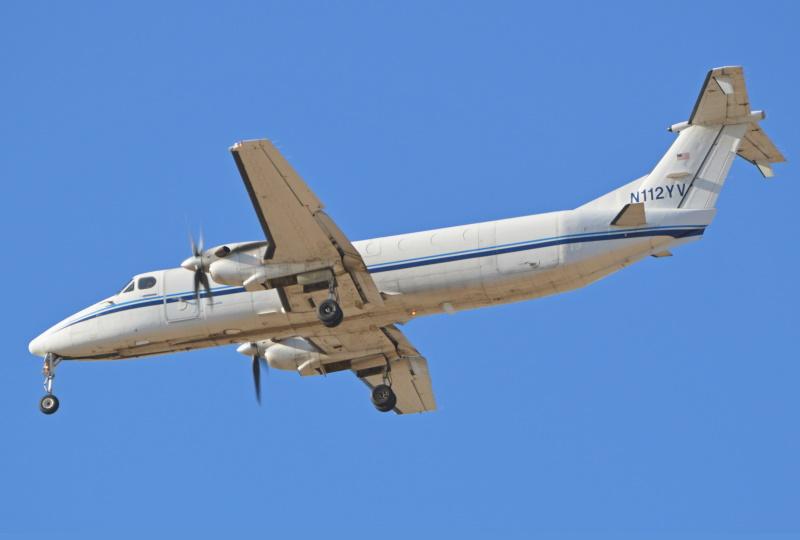 Turbo Twins: Swearingen & Beech Airliners