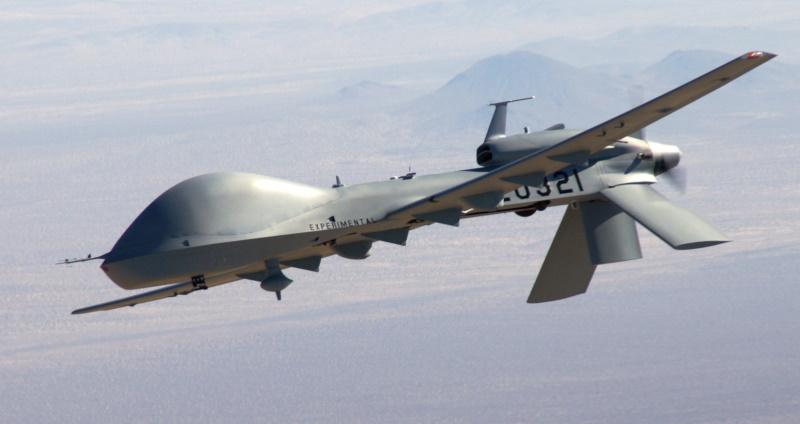 2 0] The General Atomics Predator & Reaper