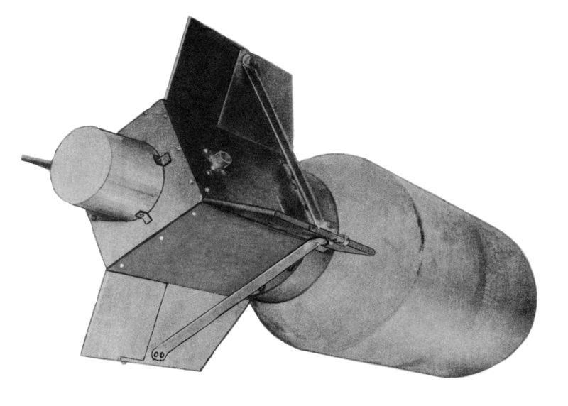 Ламповые солдаты свободы: управляемая авиабомба VB-1 AZON